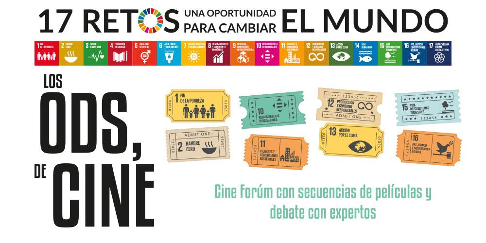 Ciclo de cine «Los ODS, de cine»