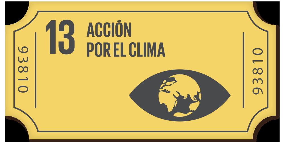 13- Acción por el clima