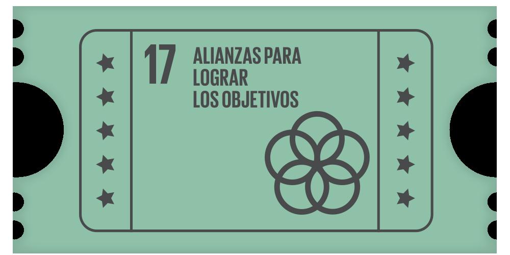 17- Alianzas para lograr los objetivos
